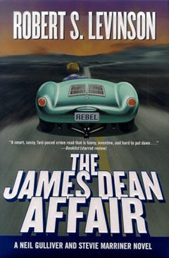 Front Cover of The James Dean Affair Hardcover